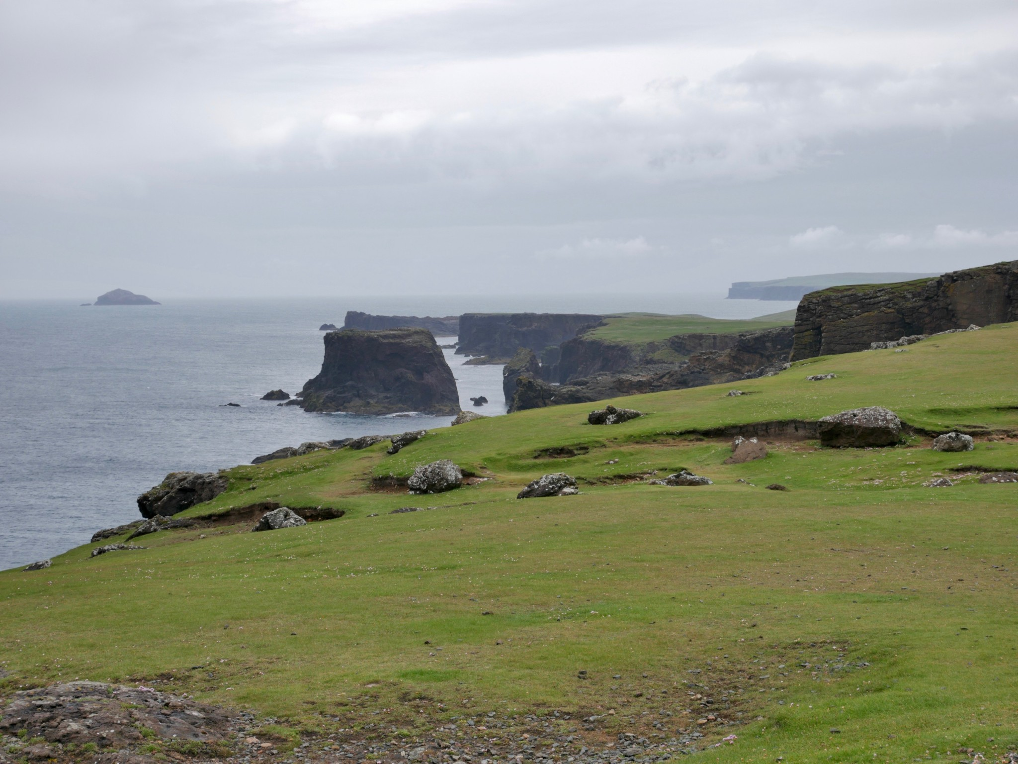 Cliffs of Eshaness