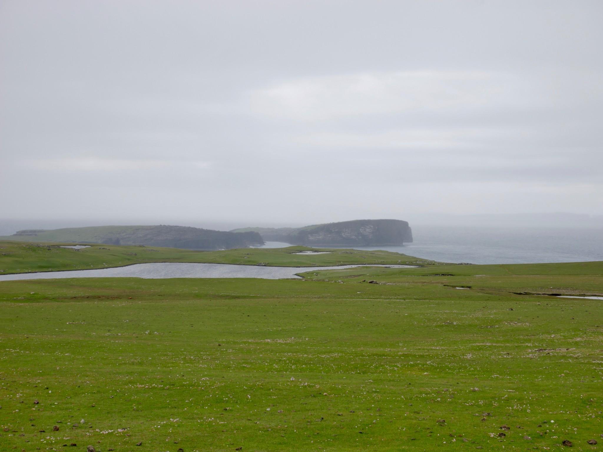 More cliffs